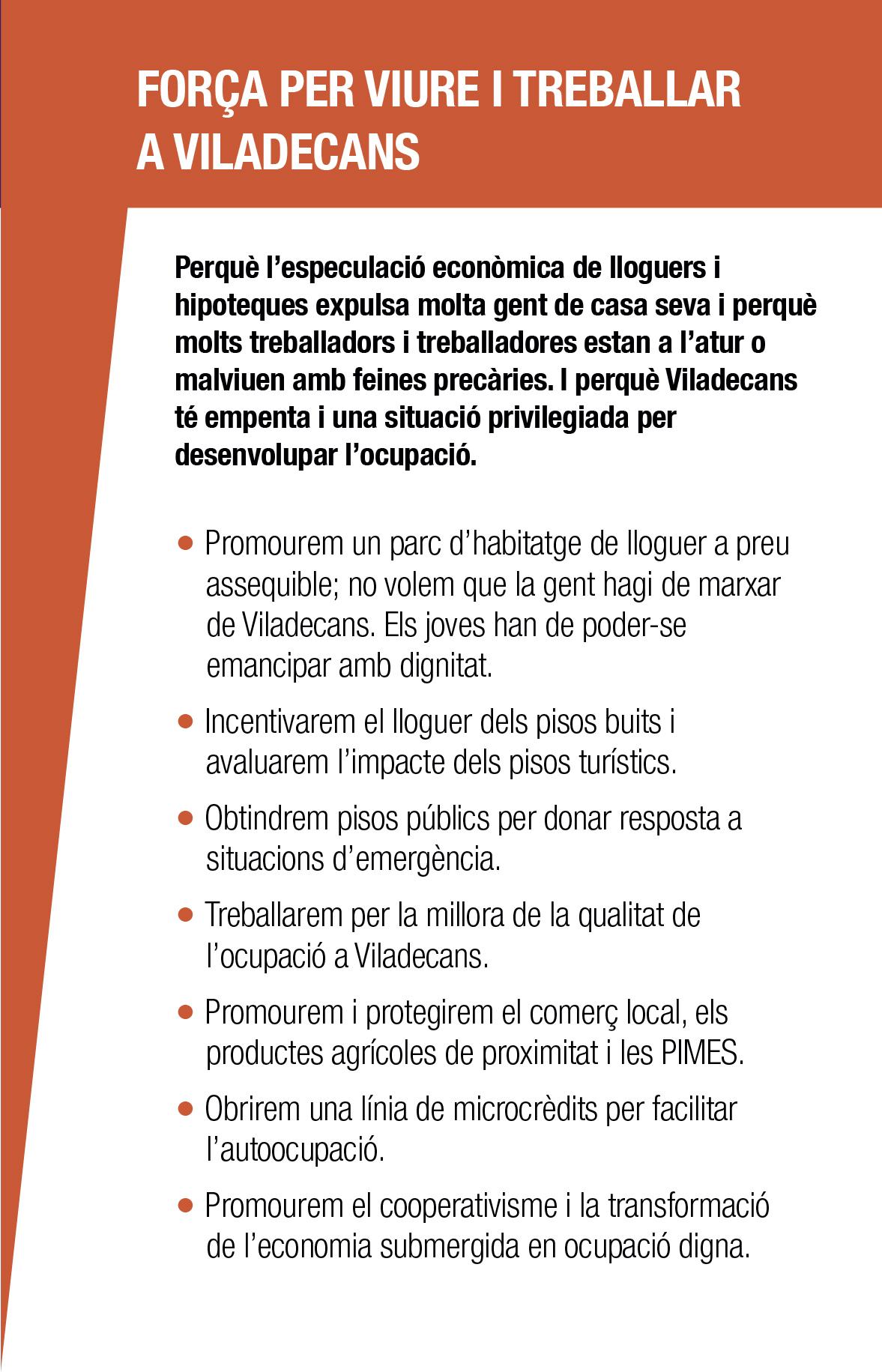 Díptic Programa Electoral Viladecans En Comú 2019_2