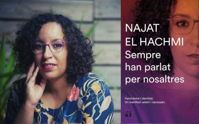 Viladecans en Comú convida l'escriptora Najat El Hachmi per parlar de la dona a l'islam