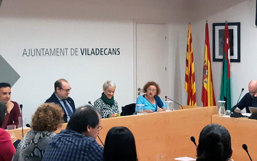 Viladecans aprova inicialment el nou pressupost local amb més polítiques mediambientals i socials