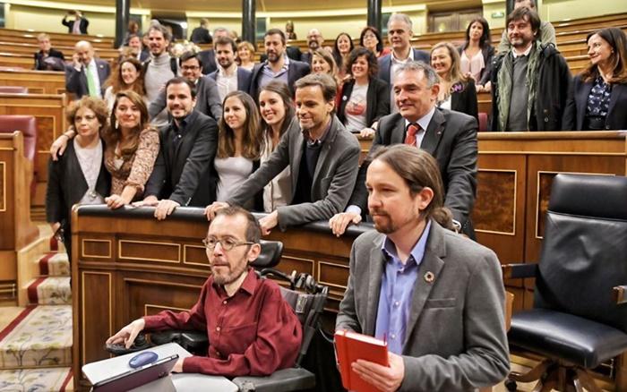 Grup Parlamentari d'Unidas Podemos