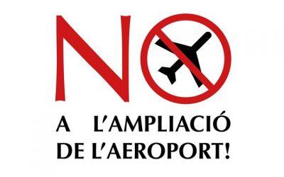 No a l'ampliació de l'Aeroport